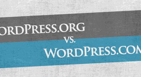 Diferenças entre WordPress.com e WordPress.org