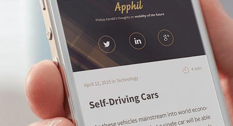 Melhores práticas de tipografia em dispositivos móveis