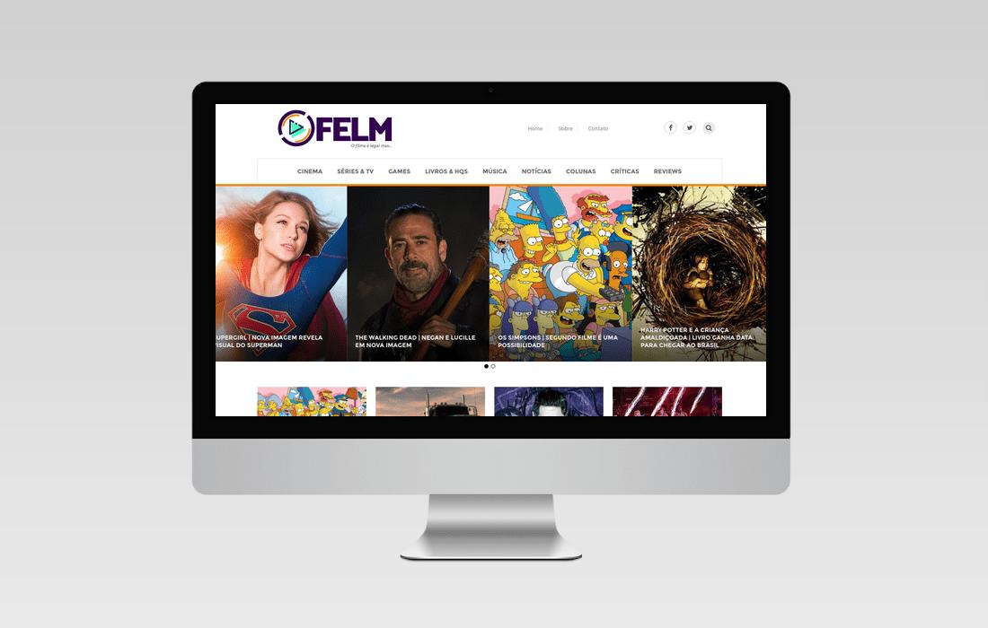 OFELM - Site WordPress
