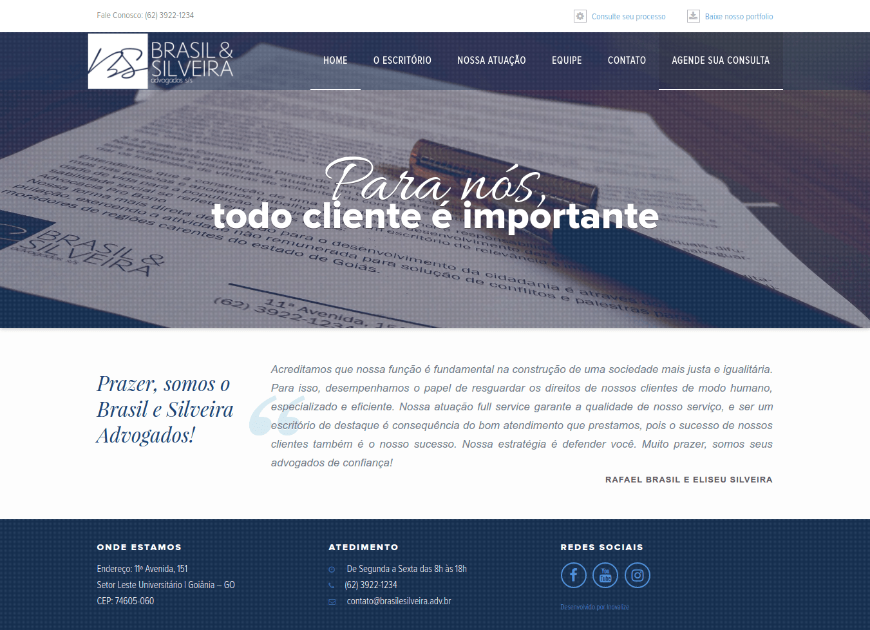 Brasil e Silveira Advogados – Inovalize