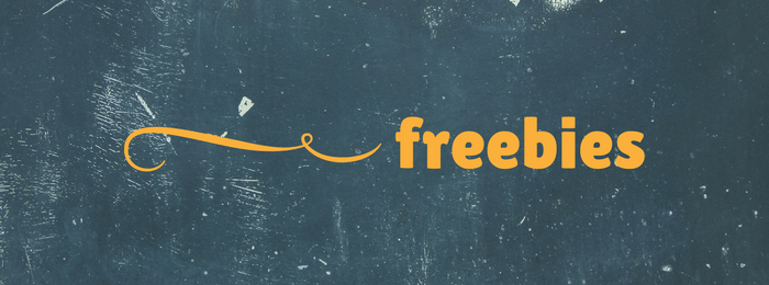 Freebies #1 – Texturas, patterns e fontes grátis