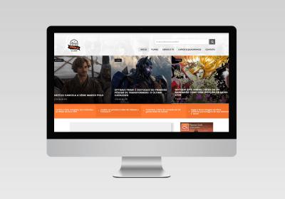 Pipoca Club - Site WordPress | Inovalize