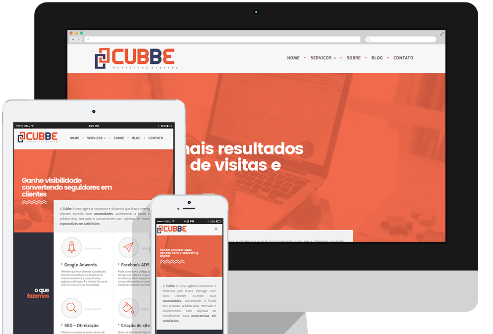 Cubbe -Marketing Digital