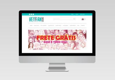 Hey!Fan Store - Loja Virtual WordPress | Inovalize
