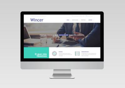 Wincer Consultoria em Informática   Inovalize - Desenvolvimento de Sites