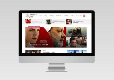 Espaço Pop - Portal de notícias do mundo pop   Inovalize