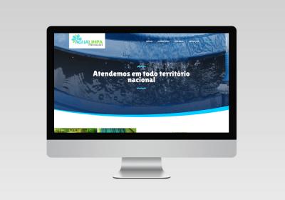 Água Limpa Perfurações | Inovalize - Desenvolvimento de Site