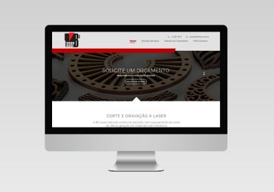 B3 Laser - Serviços de corte e gravação à laser | Inovalize - Desenvolvimento de site