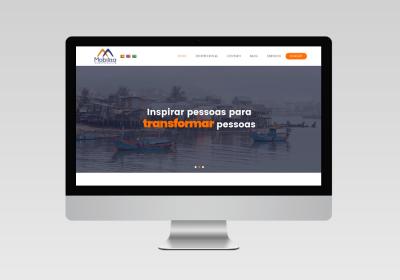 Mobiliza Global Fundraising   Inovalize - Desenvolvimento de site