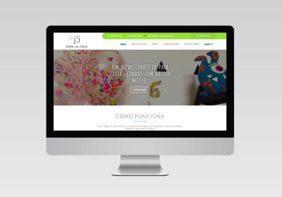 Festa na Caixa - Inovalize | Desenvolvimento de site