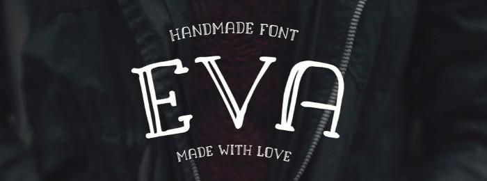 Eva - 5 fontes de qualidade para uso comercial