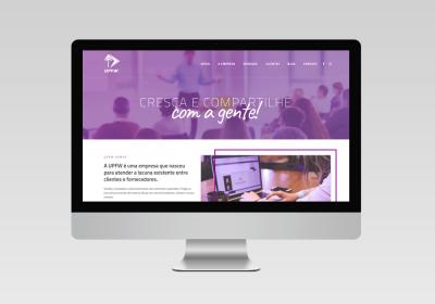 UPFW   Desenvolvimento de Site - Inovalize