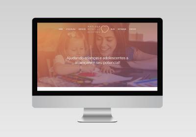 Mariana Rebello - Psicóloga | Desenvolvimento de Site - Inovalize