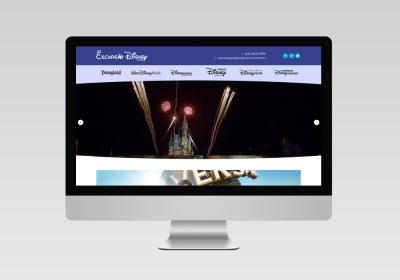 Excursão Disney Koala Turismo - Inovalize | Criação de Site
