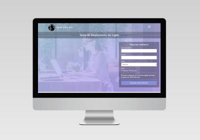 Snap English - Teste de nível de Inglês | Inovalize - Criação de Sites