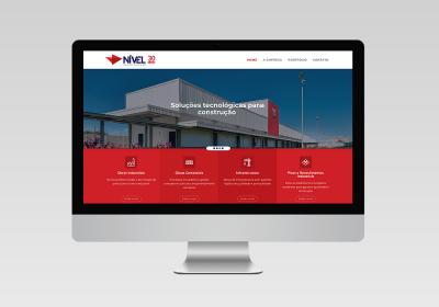 Nível Engenharia - Criação de site | Inovalize