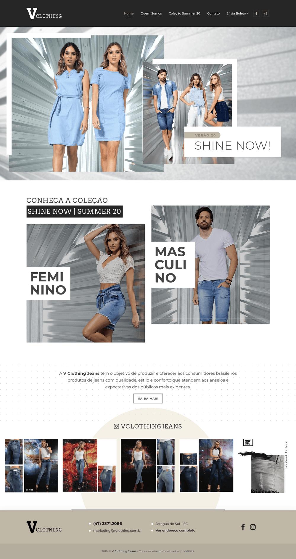 Inovalize - V Clothing Jeans