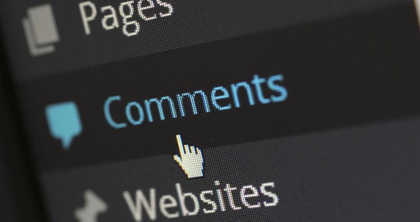Como desativar notificações de comentários no WordPress