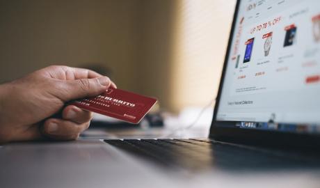 Quais são os métodos de pagamento para e-commerce?